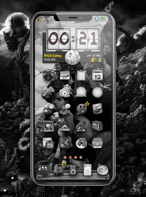 Docks - Ride the dark chic #5 (XDevices - Non-Anemone) - 1.1