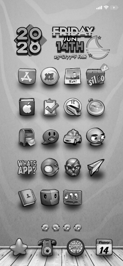 Docks - WoodDarkGrey (XDevices - Non-Anemone) - 1.2