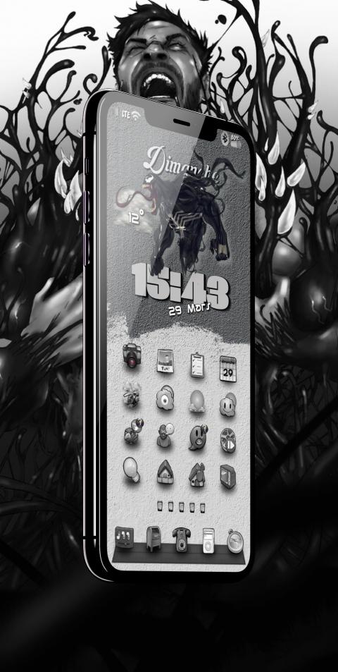 Venom -  Dark - 2.0