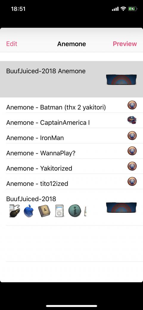 Anemone - Captain America I - 3.1