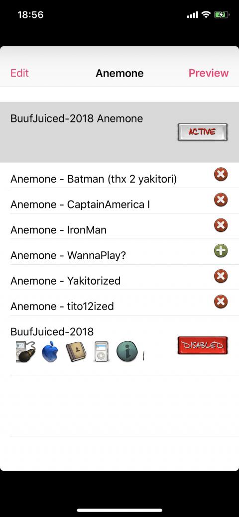 Anemone - WannaPlay? - 3.1