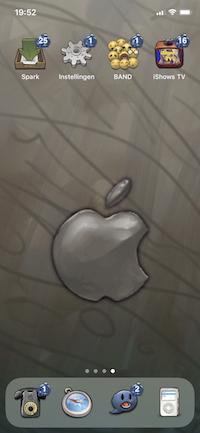 Badges - Avengers (iPad) - 2019-03-08