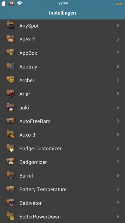 BuufJuiced Base Cydia Tweaks - 33.6