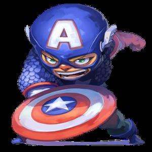 Bootlogo - Captain America - 2019-05-11