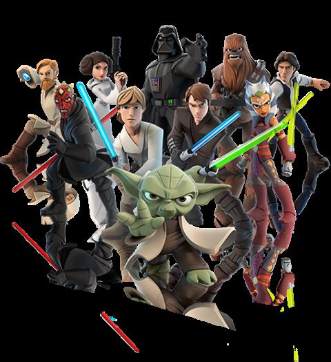 Bootlogo - Infinity Star Wars - 2019-05-11