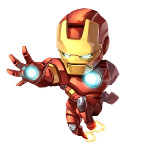 Bootlogo - Iron man #2 - 2019-05-11