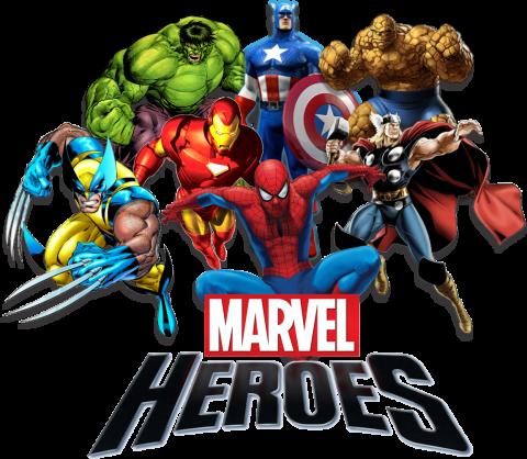 Bootlogo - Marvel Heroes - 2019-05-11