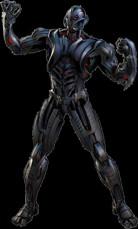 Bootlogo - Marvel Ultron - 2019-05-11