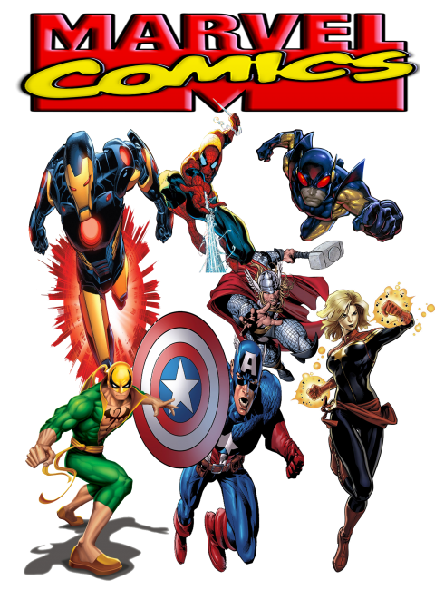 Bootlogo - Marvel2 - 2019-05-11