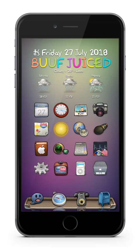 BuufJuiced DK - 2019-03-13
