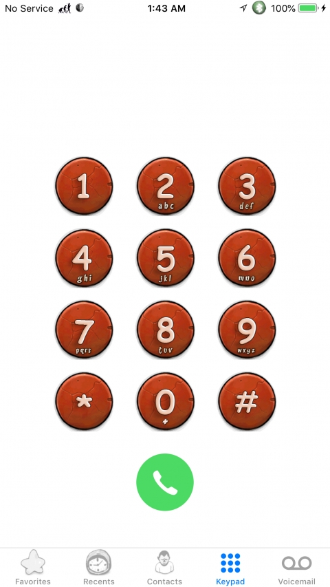 PhoneUI - Disc (Non English iPhXS-iOS13) - 4.1