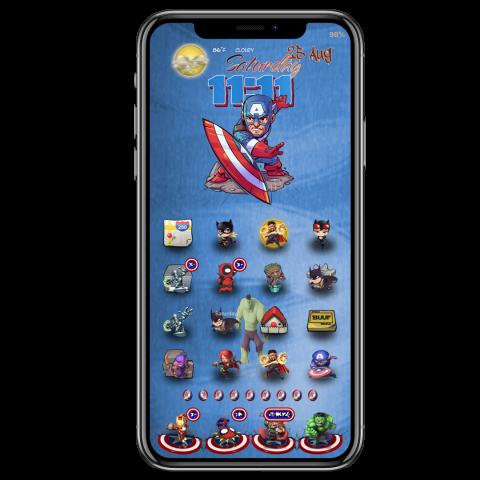 Docks - Captain America throws 4 (iPhX) - 2019-04-20