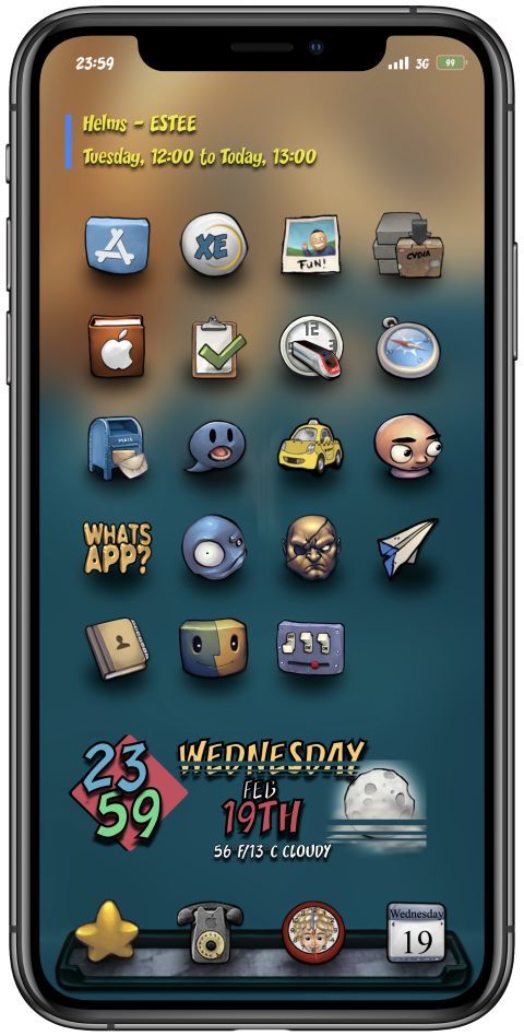 Docks - Chalky #4 (XDevices - Non-Anemone) - 2.1