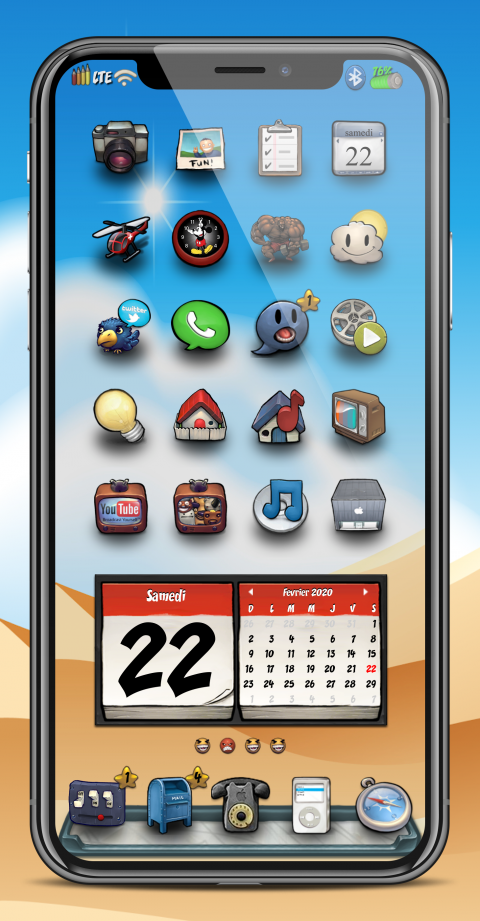 Docks - David Banner #5 (XDevices - Non-Anemone) - 1.4
