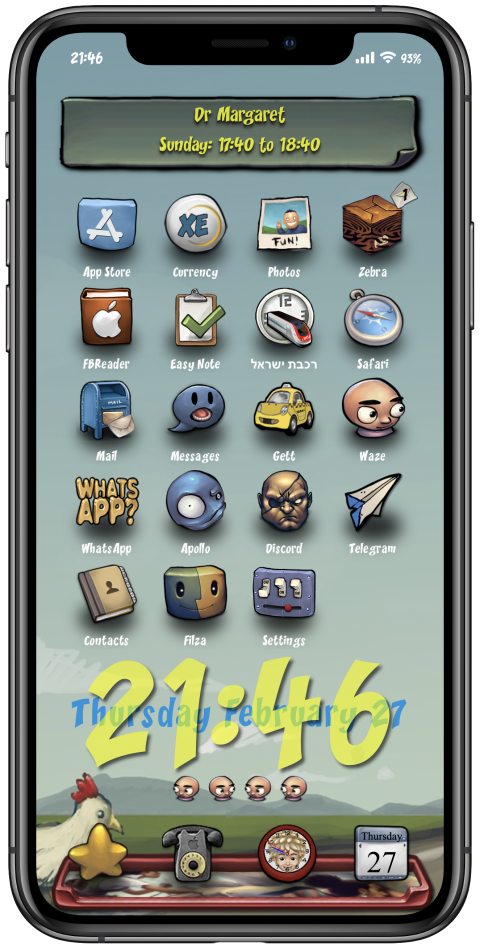 Docks - Gant Ride the cloud #4 (XDevices - Non-Anemone) - 2.1