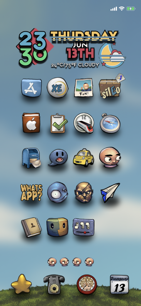 Docks - Grass (XDevices - AllEngines) - 2019-07-03