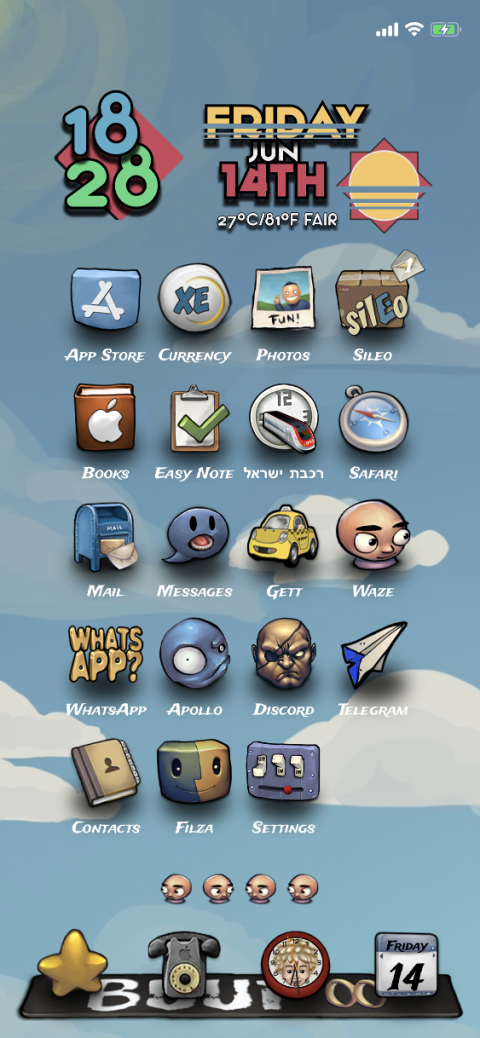 Docks - Infinity (XDevices - Non-Anemone) - 4.7