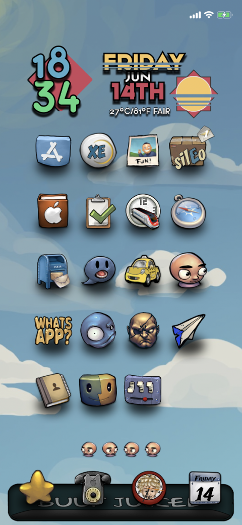 Docks - Inlay-Dark (XDevices - Non-Anemone) - 4.7