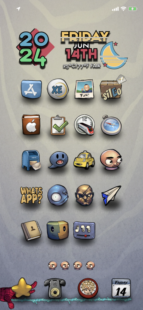 Docks - Web Shooter (XDevices - Non-Anemone) - 4.7