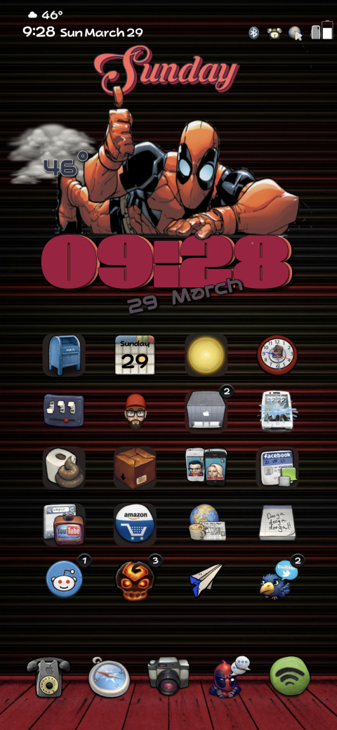 Docks - WoodRed (XDevices - Non-Anemone) - 1.1