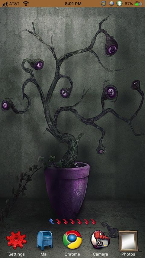 HTML - Eyeball Tree PurplePot iPhX (ClassicDock ed.) - 2019-03-26