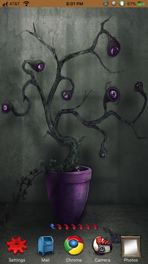 HTML - Eyeball Tree PurplePot iPhX (ModernDock ed.) - 2019-03-26