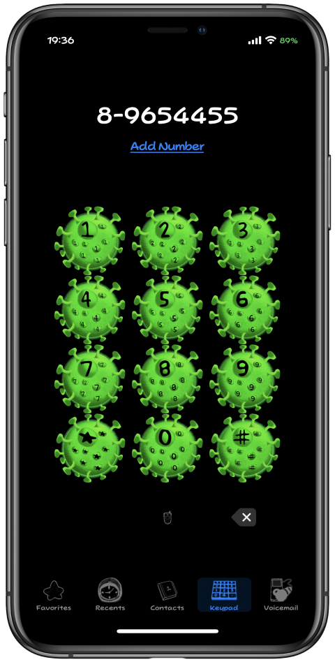 PhoneUI Modder - COVID19 - 1.2