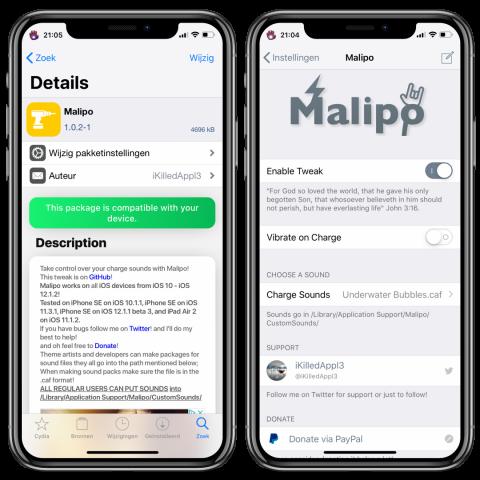 Sounds - Malipo - 2019-04-05