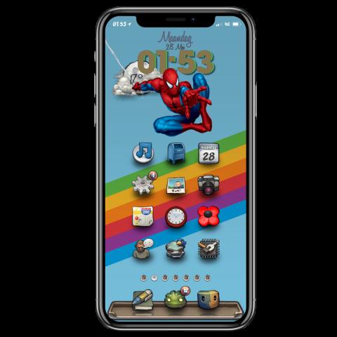 Spider Web - 2019-03-14