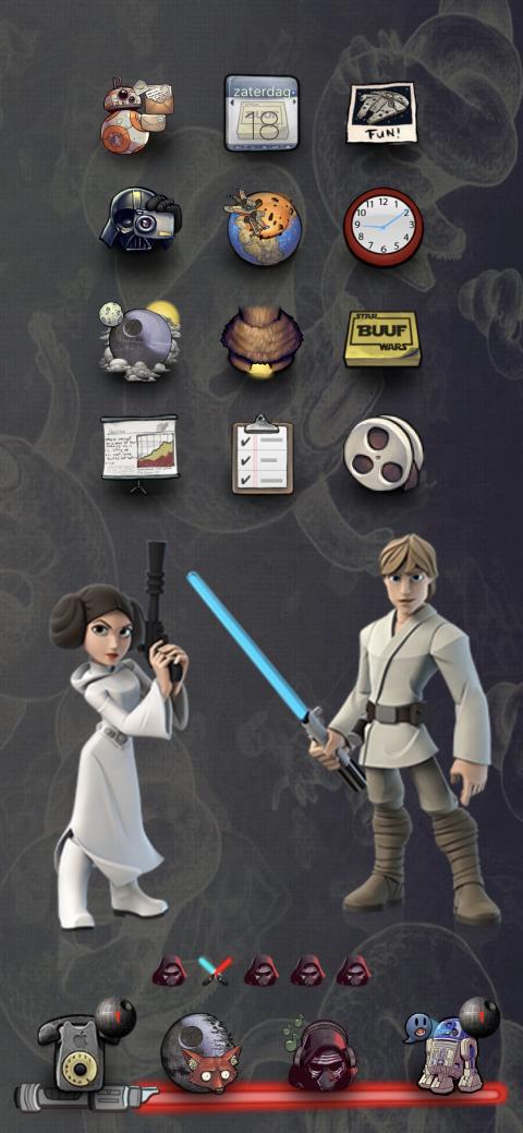 Star Wars LineUp - 2019-03-11
