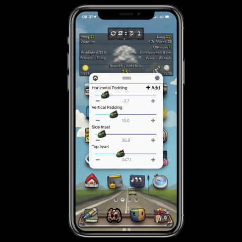 UISlider - Baby Dragon (iOS12) - 2019-05-21