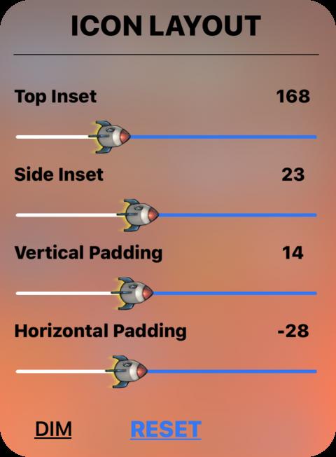 UISlider - Starship (iOS12) - 2019-05-21