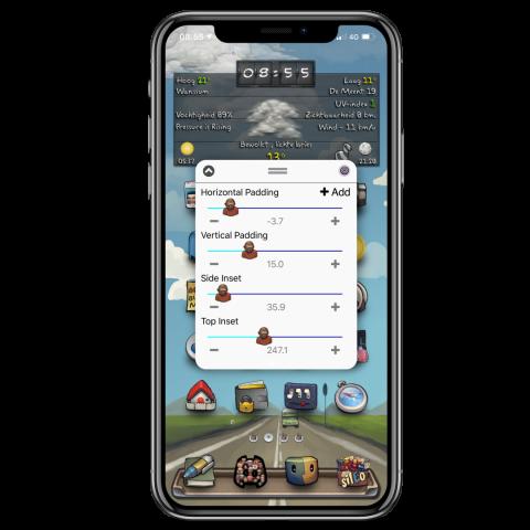 UISlider - VIP User (iOS12) - 2019-05-21