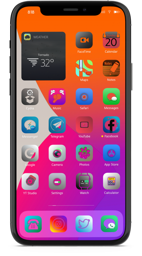 ShoWall Color - 1.2.0