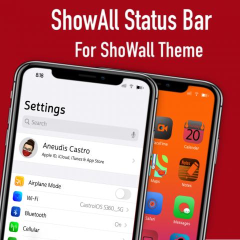 ShoWall Status Bar - 1.0