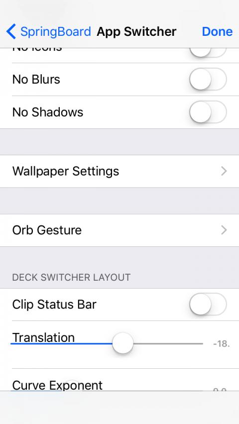 InternalSettings11 (for iOS 11) - 2.0-3