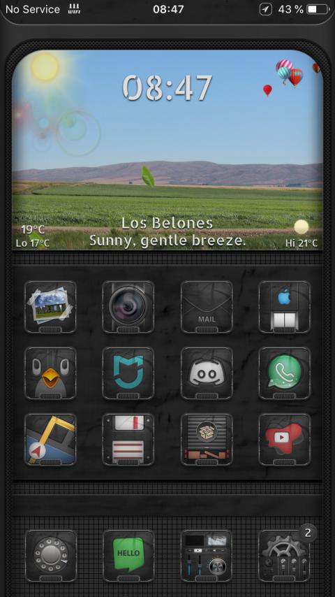 0Ground2 SB widget - 1.0