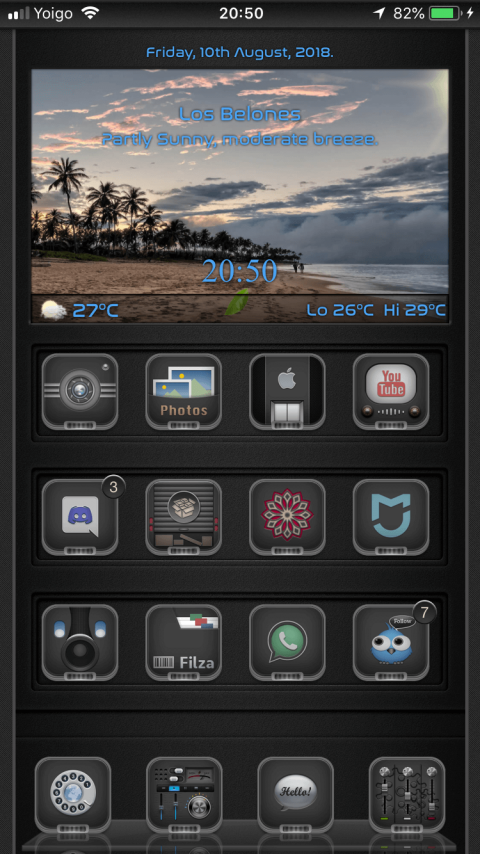 0Ground SB widget - 1.1