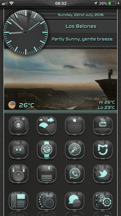 B1ack Scorpion SB Widget - 1.3