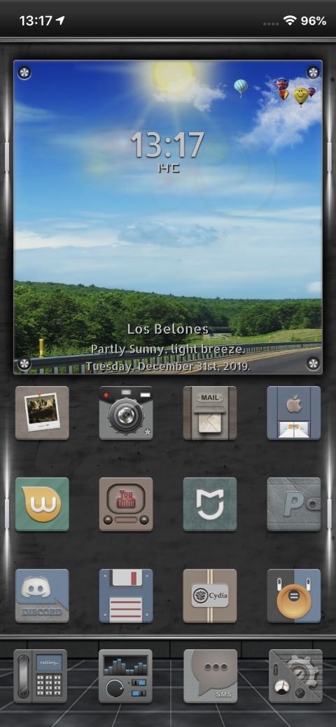 Era Flat SB widget - 1.0