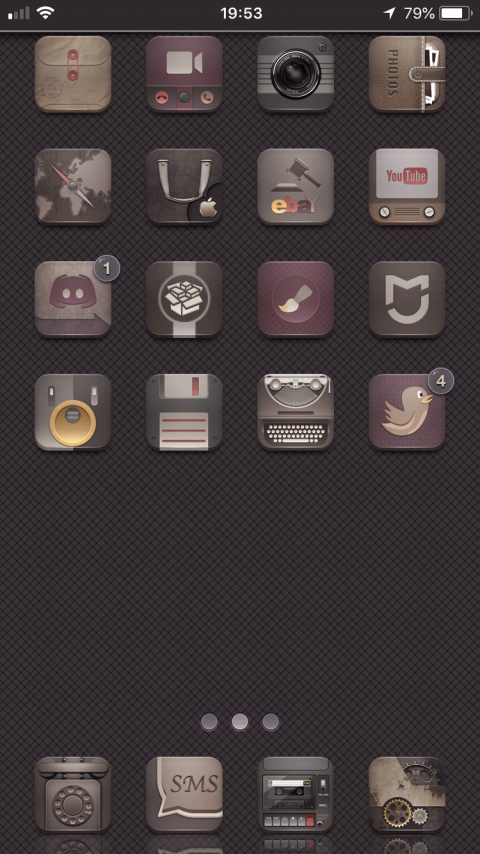 Rustic - 2.5