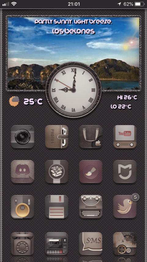 Rustic SB Widget - 1.2