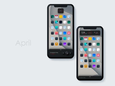 April - 1.0.1