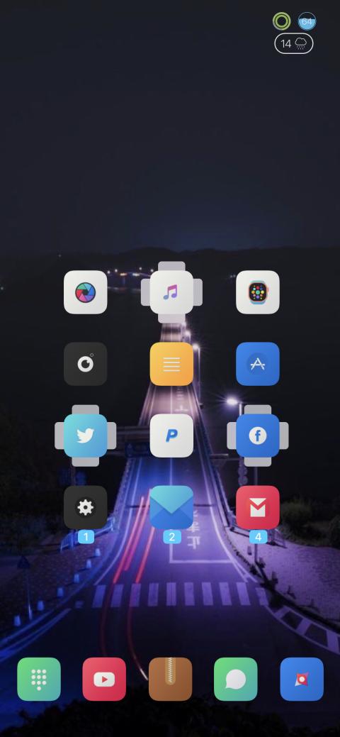 MiniDget - 1.0.0