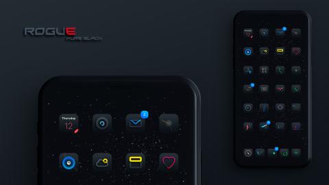 Rogue Pure Black Companion - 1.0.0