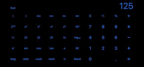 SleekCalculator - 1.0.0