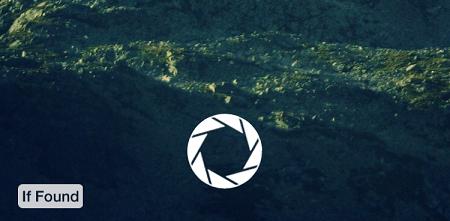 Aperture LockGlyph Icon - 1.0