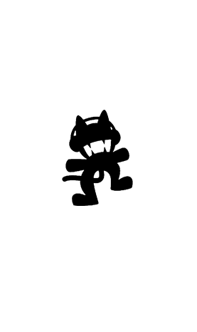Monster Cat Respring Logo - 1