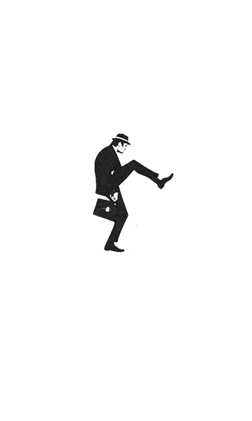 Monty Python Respring Logo - 1