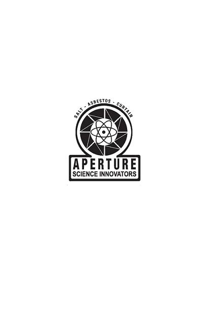 Retro Aperture Respring Logo - 2.0